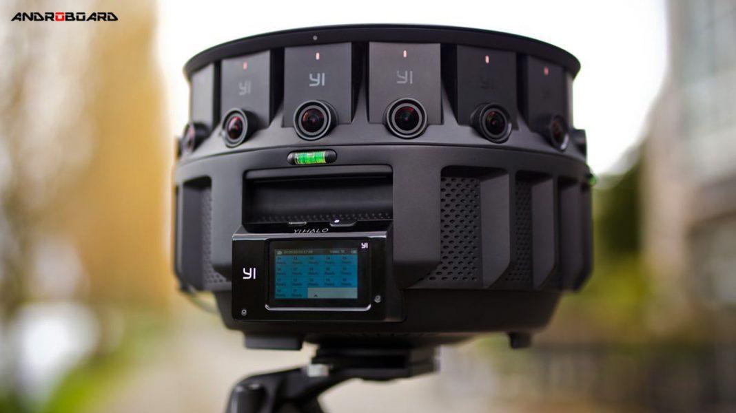 YI Halo VR